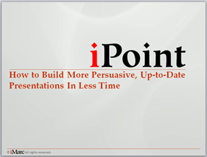 Calgary business-to-business (B2B) marketing sales presentation, PowerPoint tip - slide title